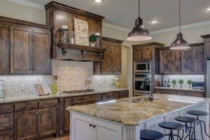 Redesigning With Frameless Contemporary Kitchen Cabinets
