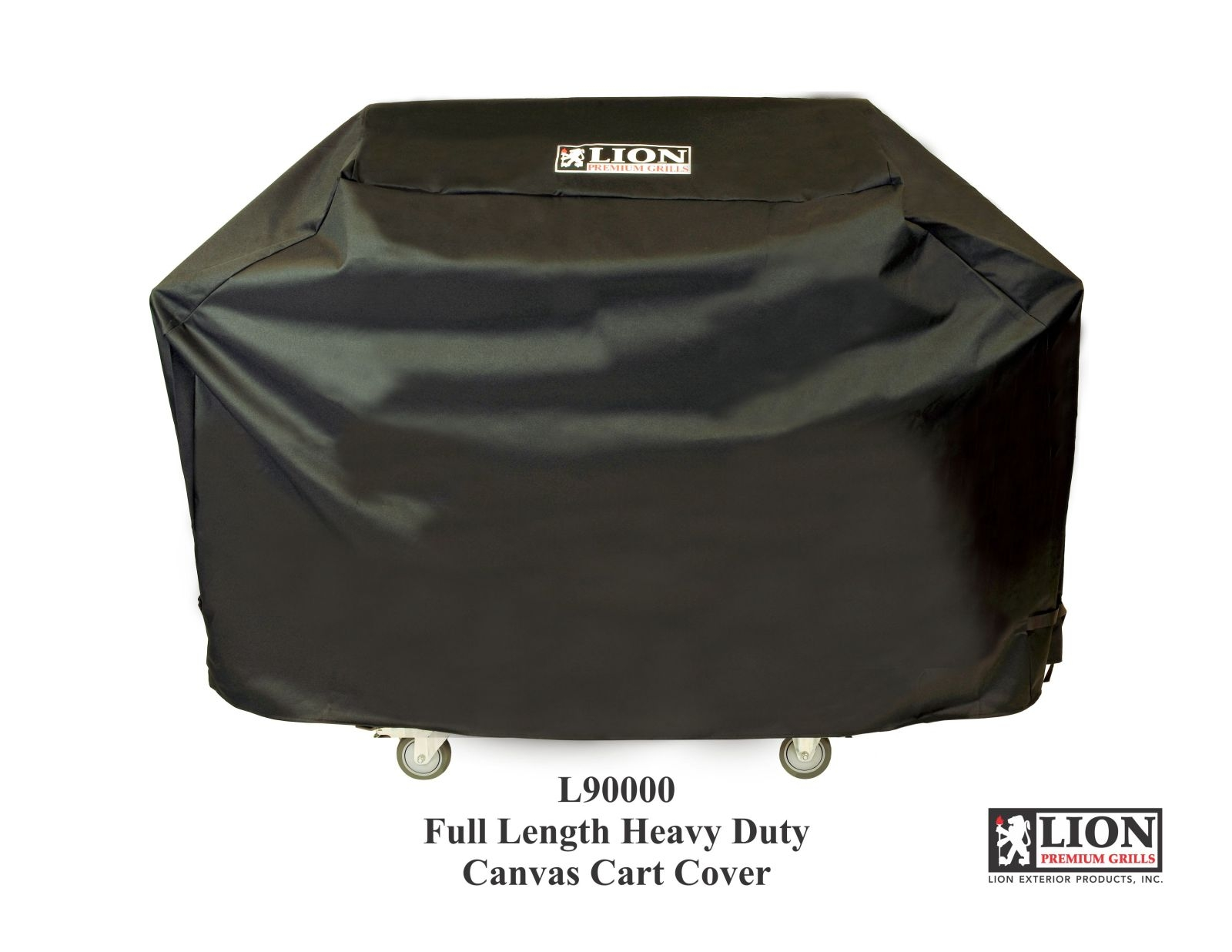 L90000 Canvas Cart Cover