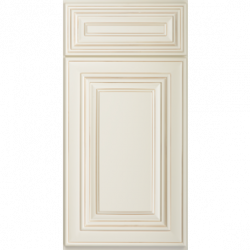 Charleston Antique White Sample